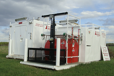 Generator Rentals with Light Towers and Junk Boxes