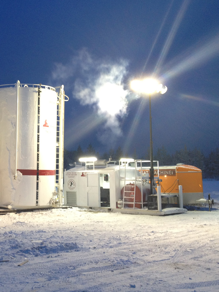 Commercial and Industrial Generator Rentals