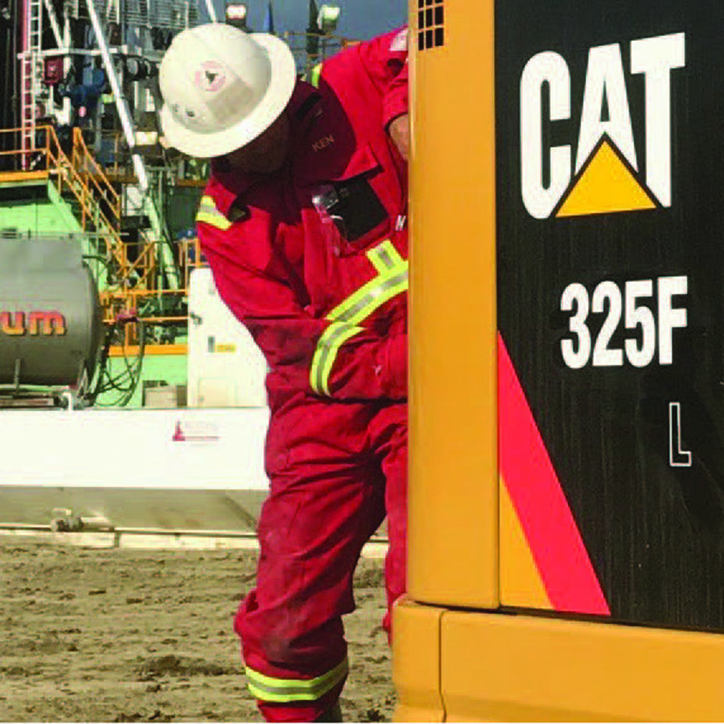Excavator Rentals Oil & Gas and Drilling