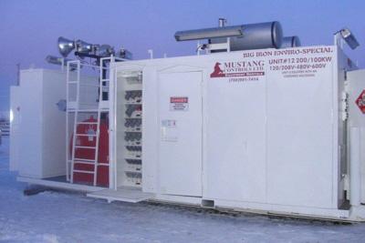 generator rentals complete with mini shop