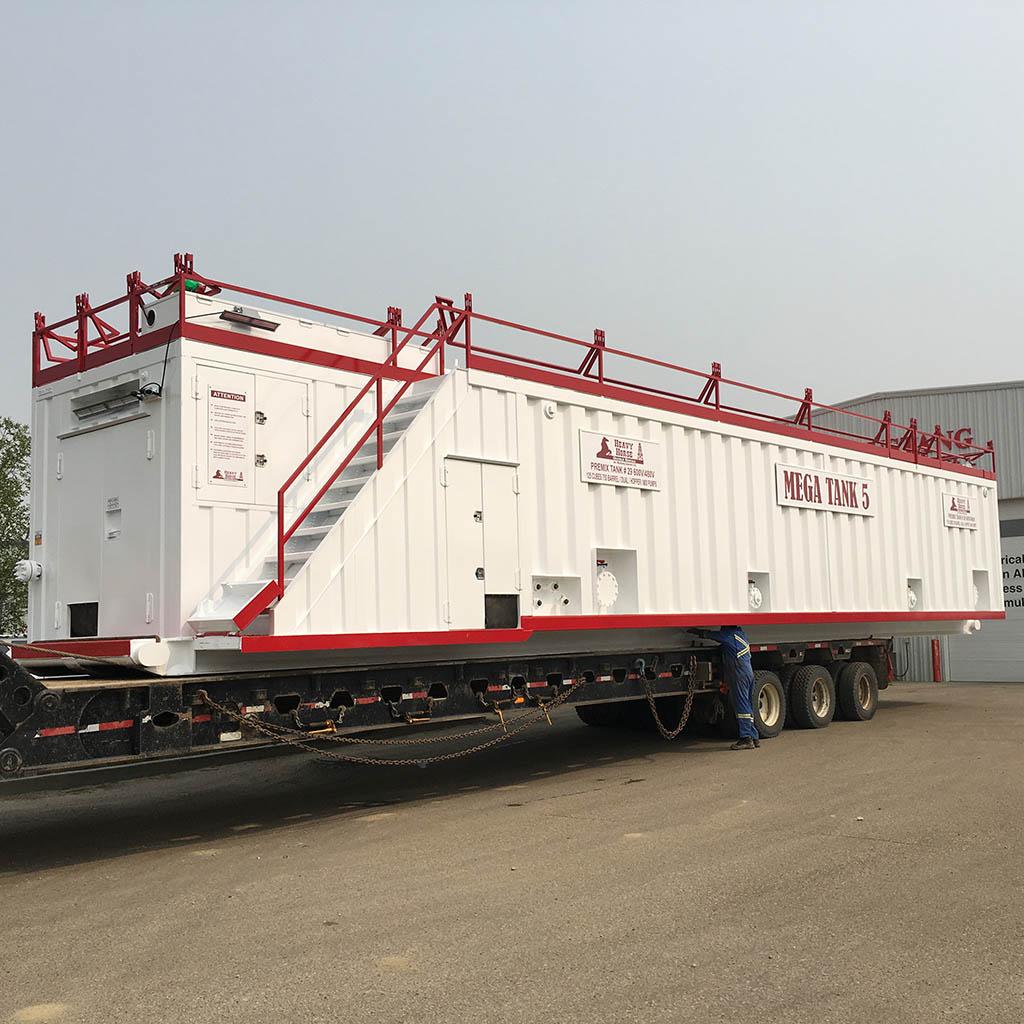 120 cubic meter Premix Tank